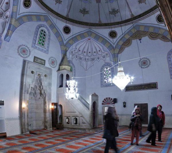 Taraklı_Yunus Paşa Mosque