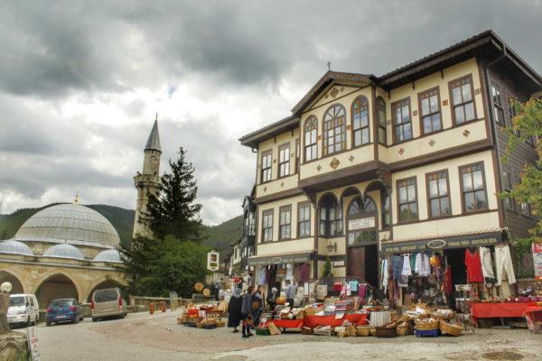 Taraklı_Yunus Paşa Mosque & Kadirler Mansion