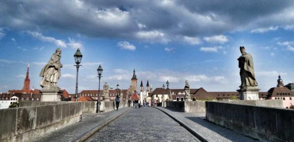 Würzburg_Alte Mainbruecke