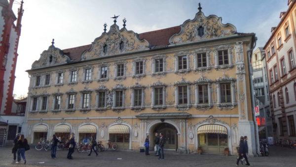 Würzburg_Haus zum Falken