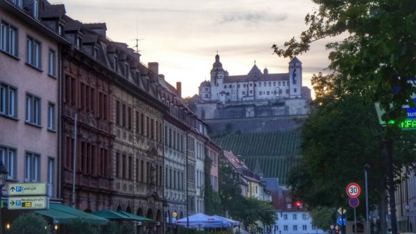 Würzburg_Marienburg Fortress