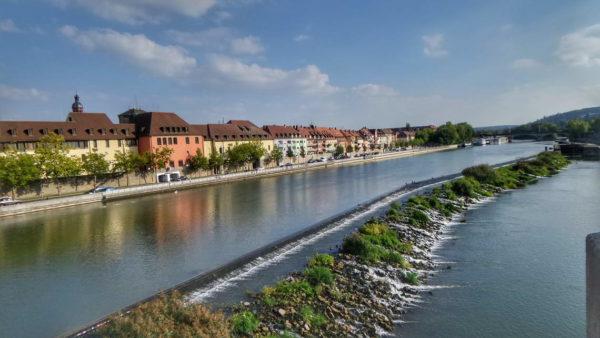 Würzburg_River Main