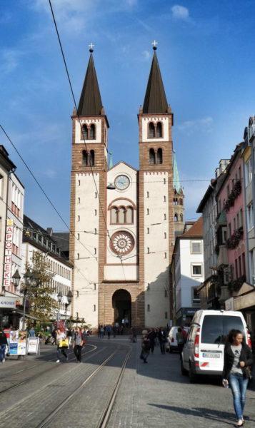 Würzburg_St. Kilian Cathedral