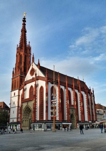 Würzburg_St. Mary's Chapel