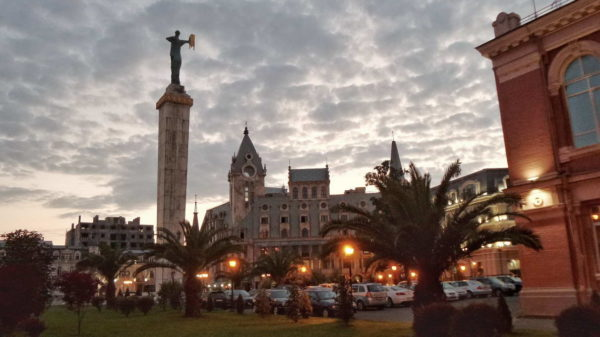 Batumi_Europe Square