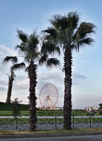 Batumi_Ferris Wheel