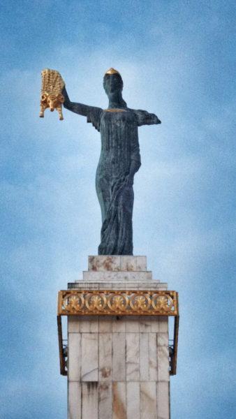 Batumi_Medea Monument