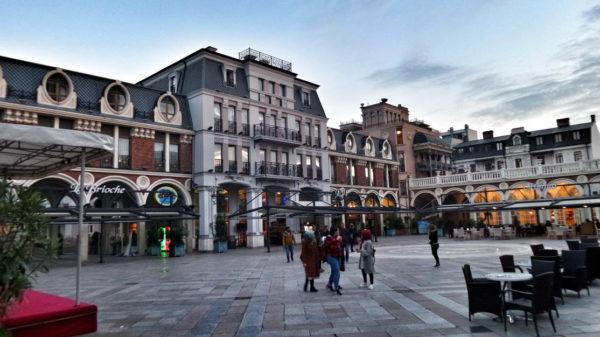 Batumi_Piazza Square
