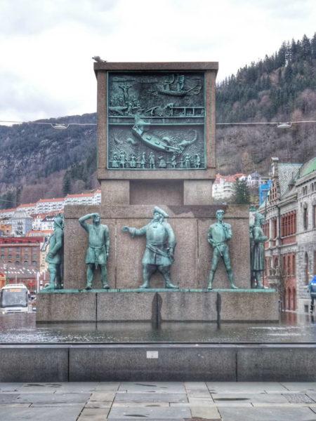 Bergen_Sailor's Monument