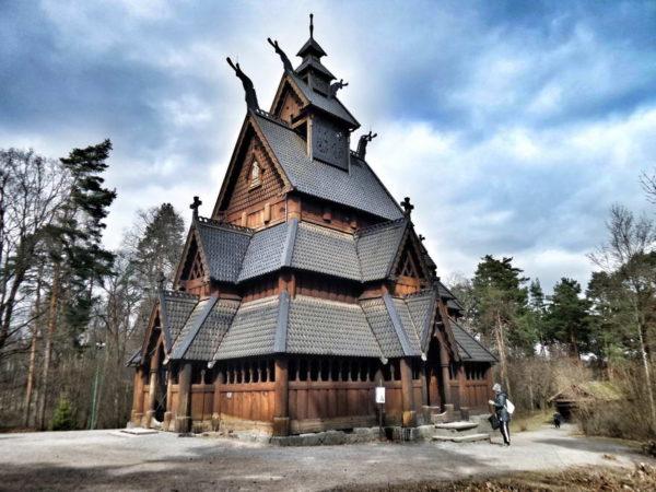 Oslo_Gol Stave Church