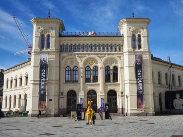 Oslo_Nobel Peace Center