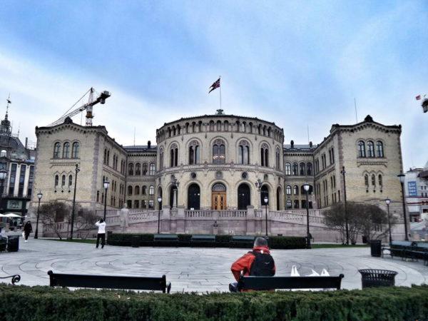 Oslo_Parliament Building