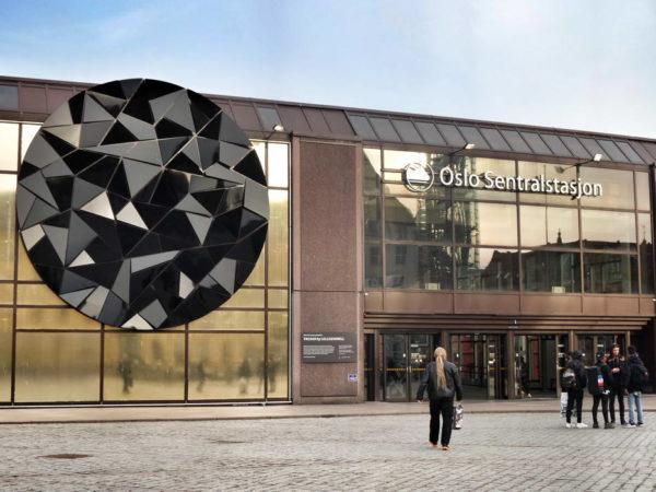 Oslo_Central_Train Station