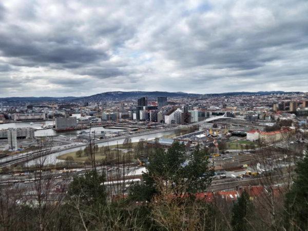 Oslo_Vire from Ekebergparken