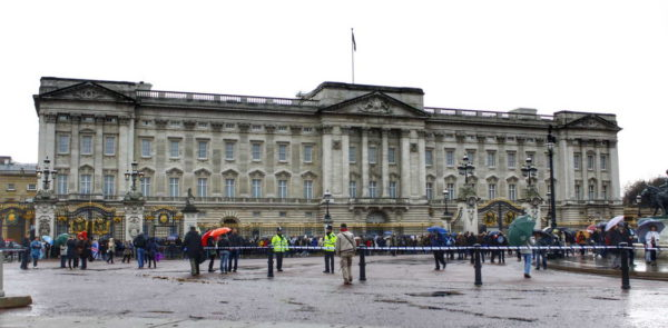 London_Buckingham Palace