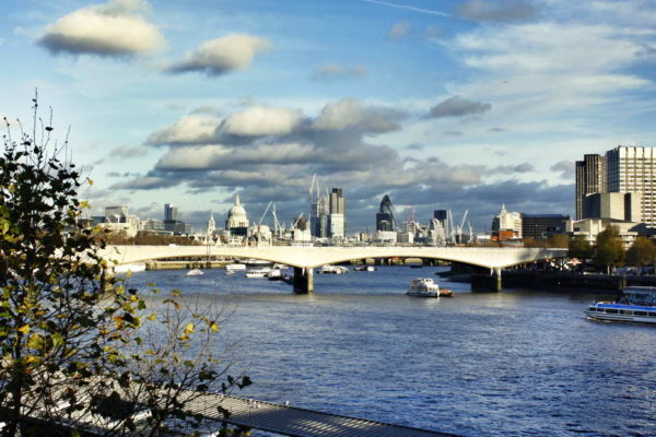 London_Financial District & The Gherkin