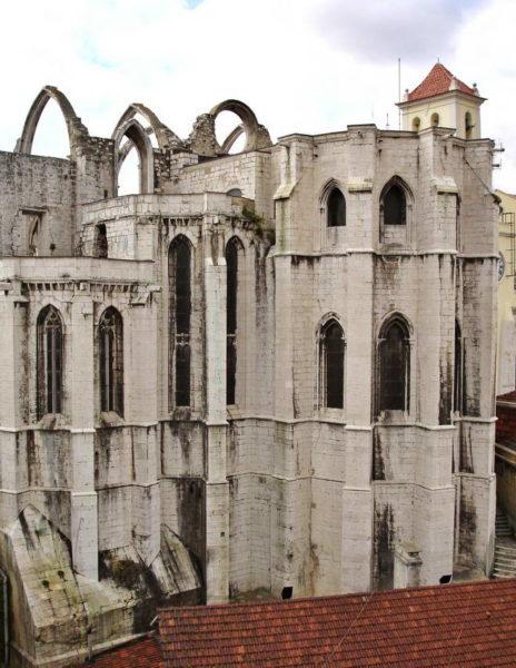 Lisbon_Igreja do Carmo
