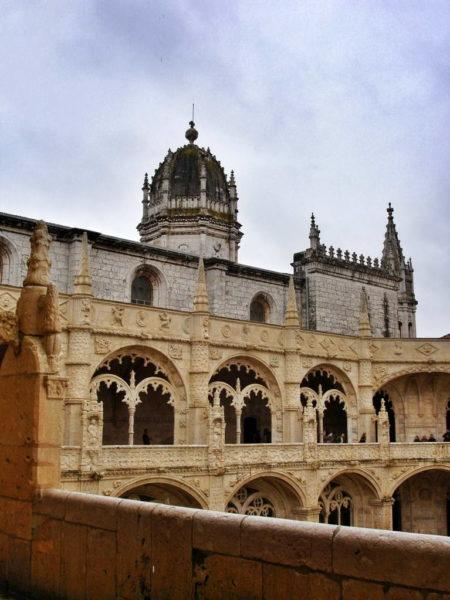 Lisbon_Monastery of Jerónimos