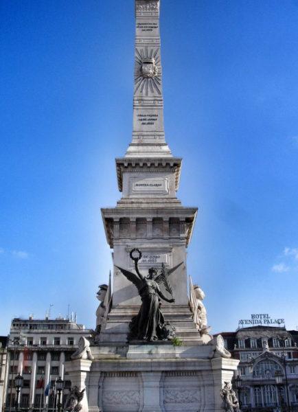 Lisbon_Restauradores Obelisk