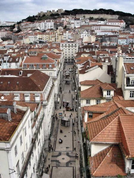 Lisbon_Rua Augusta