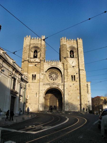 Lisbon_Sé Cathedral