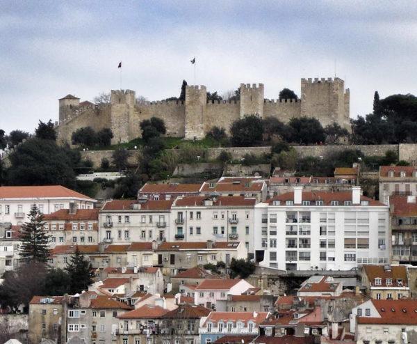 Lisbon_St George's Castle