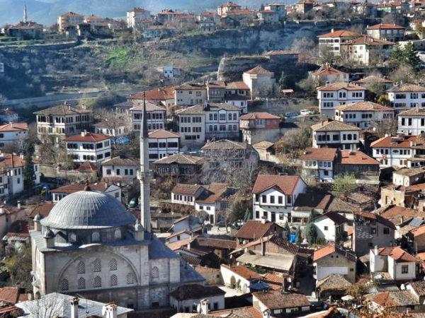 Safranbolu_İzzet Mehmet Pasha Mosque
