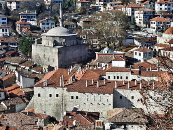 Safranbolu_Köprülü Mehmet Pasha Mosque & Cinci Inn