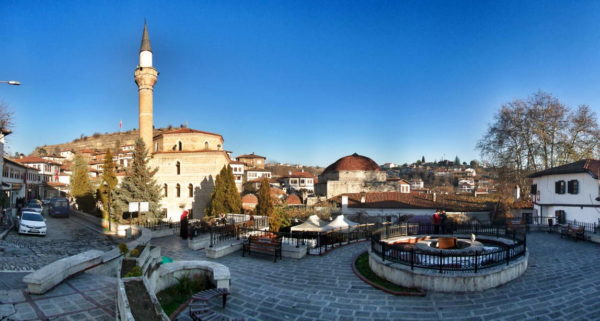 Safranbolu_Kazdağı Mosque & Cinci Hammam & Peace Monument