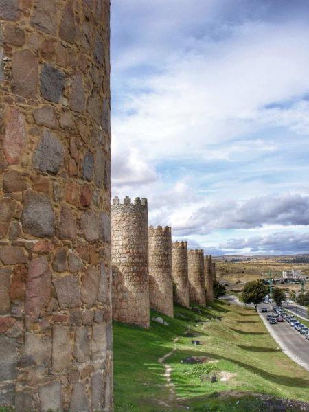 Avila_Town Walls