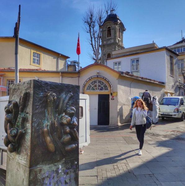 Kadıköy_Agia Efimia Church