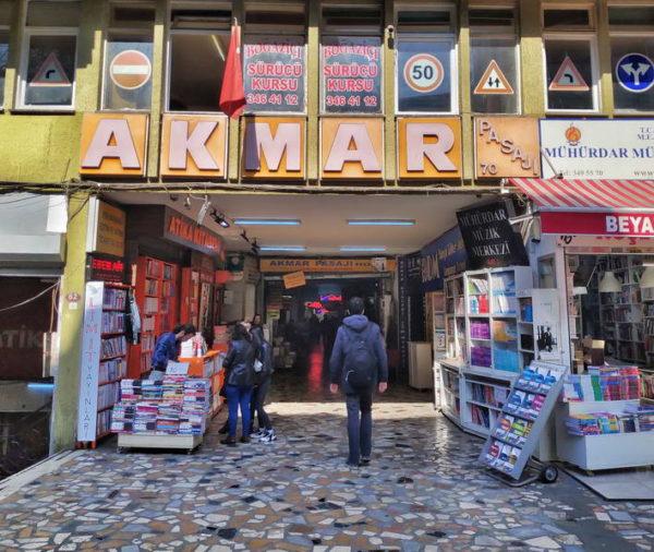 Kadıköy_Akmar Passage