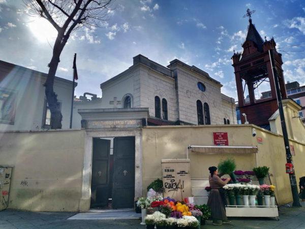 Kadıköy_Church of Surp Takavor