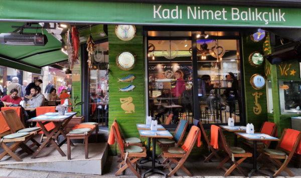 Kadıköy_Kadı Nimet Fish House