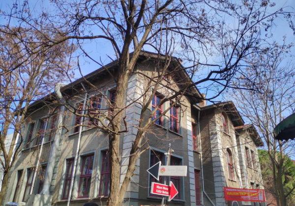 Kadıköy_Nazım Hikmet Cultural Center