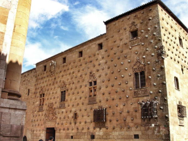 Salamanca_Casa de Las Conchas