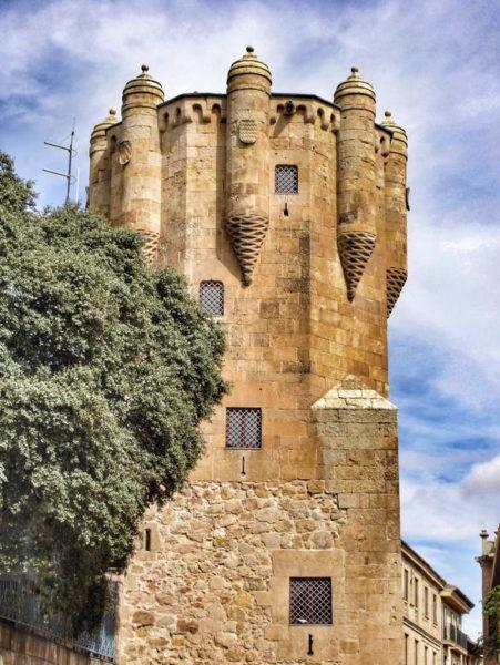 Salamanca_Clavero Tower
