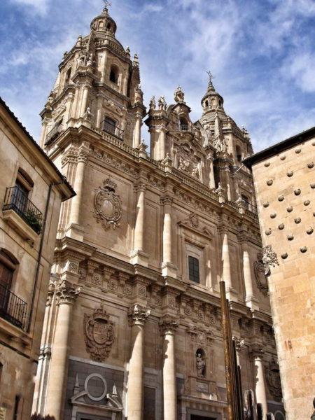 Salamanca_Clerecia Church