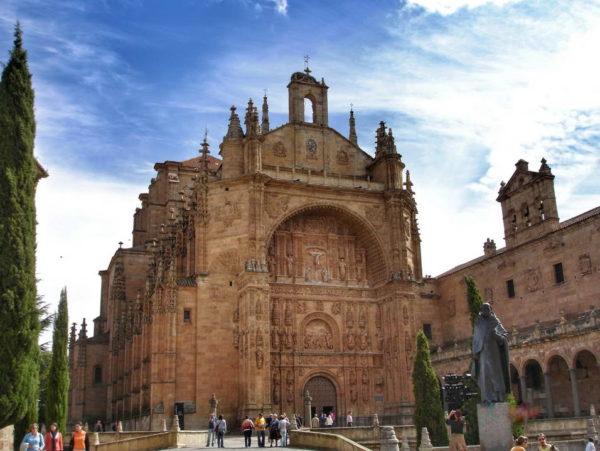 Salamanca_Convent of St. Stephen