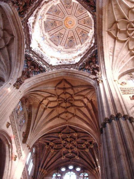Salamanca_New Cathedral