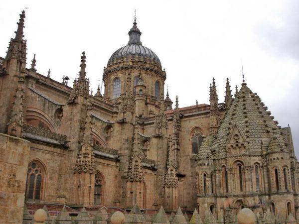 Salamanca_Old Cathedral