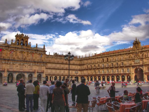 Salamanca_Plaza Mayor