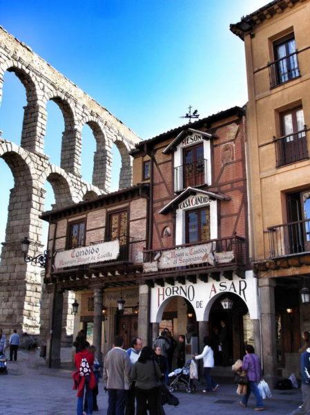 Segovia_Meson de Candido el Segoviano