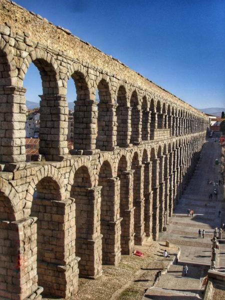 Segovia_Roman Aqueduct