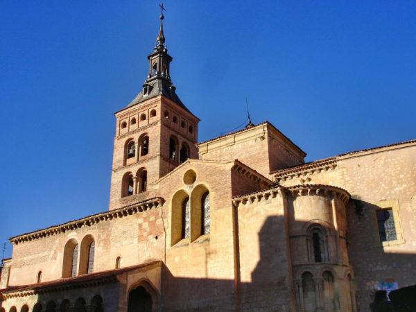 Segovia_Saint Martin Church