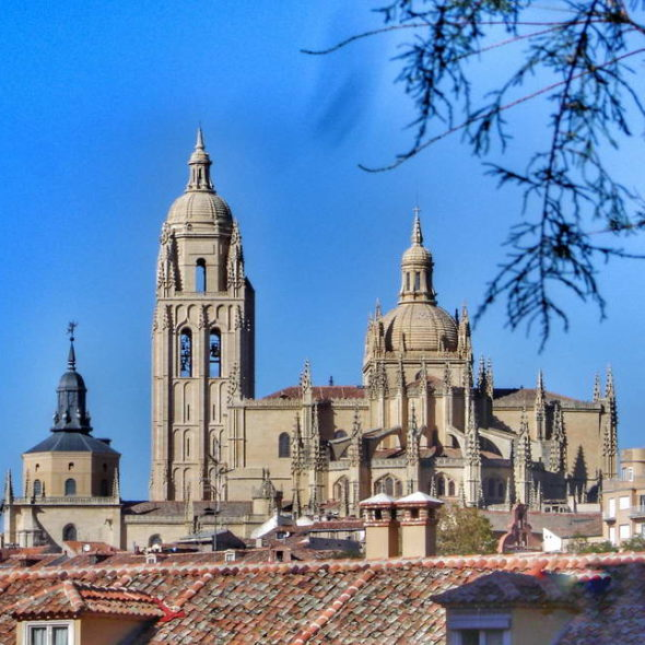 Segovia_The Cathedral
