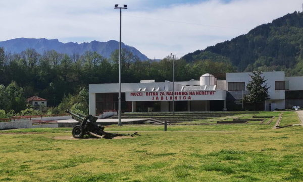 Jablanica - Museum of Neretva Battle