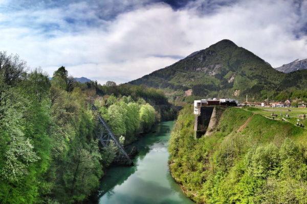 Jablanica - Neretva Bridge