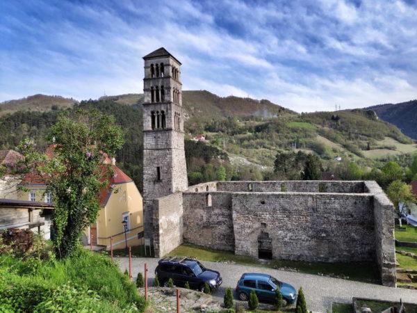 Jajce - Fortress