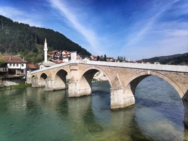 Konjic - Old Bridge